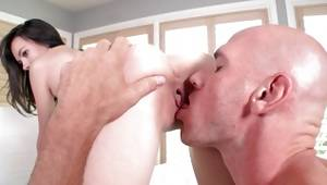 Precious hottie is drilled with his dork